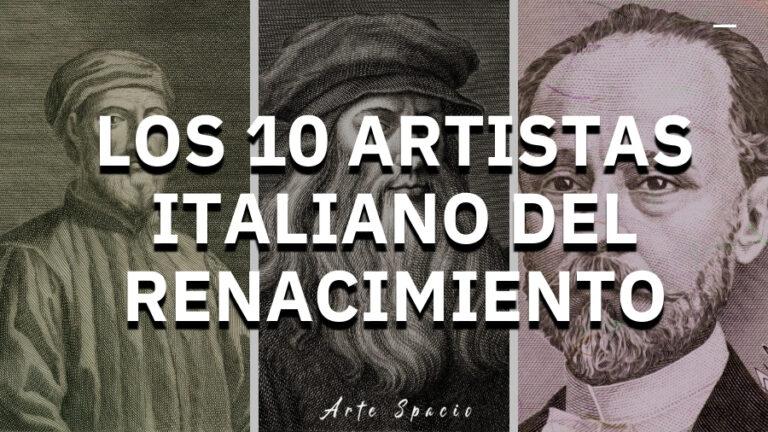 artistas-renacimiento-italiano
