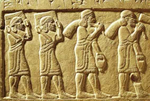 El arte mesopotámico
