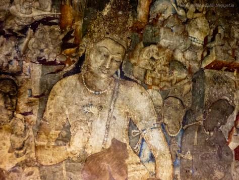 Pinturas rupestres de Ajanta